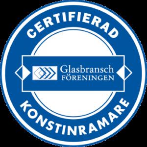 Certifierad konstinramare